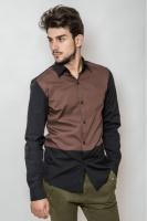 Рубашка мужская, хлопок escape:'html'