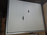 Подъемно-поворотные гаражные ворота|escape:'html'