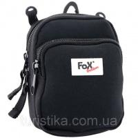 Чехол для фотоаппарата Neoprene 10,75x7,5x5см Fox Outdoor 30954A|escape:'html'