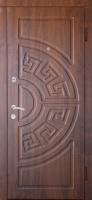 Квартирная входная дверь с бесплатной доставкой «Портала» (серия Комфорт) ― модель Греция