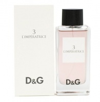 Аромат №32 известный как D&G 3 L'Imperatrice
