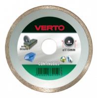 Диск Verto алмазный для плитки со сплошной кромкой 230 мм escape:'html'