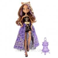 Кукла Monster High Клодин Вульф (Clawdeen Wolf) из серии 13 Wishes Монстр Хай|escape:'html'