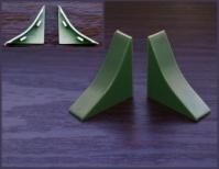 Заглушка на плинтус«korner LB23» 606 Зеленая|escape:'html'