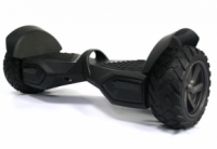 Гироборд внедорожник Hummer H1 8.5 Черный Металл (20181116V-345)