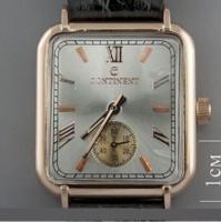 Стильные часы «Континент».