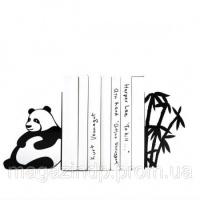 Держатели для книг Панда на отдыхе Код:117384|escape:'html'