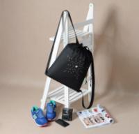 Рюкзак сумка авоська повседневная для сменки и спорта