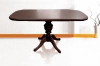 Стол деревянный раскладной Эмиль орех|escape:'html'