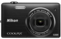 Фотоаппарат Nikon Coolpix S5200 Black|escape:'html'