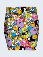 Юбка Adventure Time