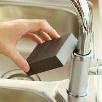 Чудо-губка (камень) для чистки кастрюль и сковородок|escape:'html'