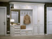 Мебель для коридоров в классическом стиле