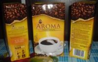 Кофе молотый заварной Aroma (арома), 500г.