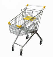 Телеги и тележки для магазина и супермаркета 80 литров объем|escape:'html'