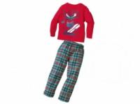 Пижама для мальчика Lupilu, Германия р. 86-92