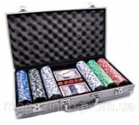 Покерный набор 300 фишек, без номинала Код:3900835|escape:'html'