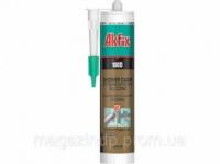 264531. Герметик для душових кабін, ванни і кухні (прозорий) 100D 310мл ТМ«AKFIX»