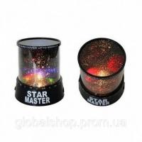 Ночник / Проектор звездного неба «Star Master» (Стар Мастер)