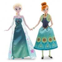 Куклы Анна и Эльза лето в подарочной упаковке|escape:'html'