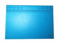 Защитный коврик термостойкий 35 х 25см, силиконовый для пайки|escape:'html'