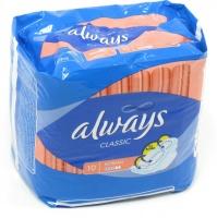 Прокладки Always Classic normal 4 капли (10шт) escape:'html'