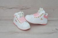 Стильные ботинки для принцесс 31-36