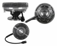 Вискомуфта привода ветилятора системы охлаждения DAF XF95 02-06г
