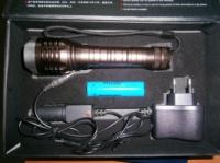 Ультрафиолетовый фонарик (на аккумуляторе) - выдвижной № 4|escape:'html'