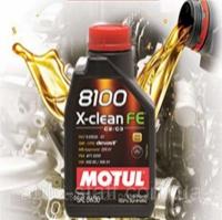 Моторное масло Motul 8100 X-clean FE 5W30 (1л)|escape:'html'