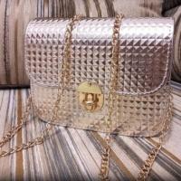 Стильная лаковая сумка, 4 цвета escape:'html'