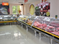 Холодильные витрины на выносе под магазин, мини-маркет, супермаркет escape:'html'