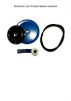 Комплект шкивов дополнительный для мототрактора «Премиум» (без гидравлики, мех. отключение копалки + ремень|escape:'html'
