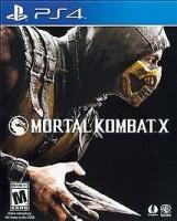 Игровой диск Mortal Kombat X (PS4)|escape:'html'