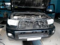 Тойота Секвойя 5.7 л. 8 цилиндров установка гбо 4-е поколение|escape:'html'