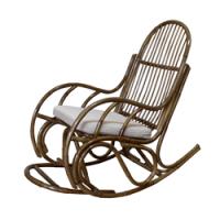 Кресло-качалка из необработаного ротанга «Бали №2»|escape:'html'