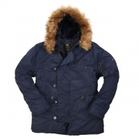 Зимние куртки Аляска ВВС США от Alpha Industries|escape:'html'