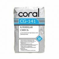 Клей для приклейки и армировки ППС CG-141 Coral escape:'html'