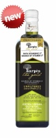 Премиум оливковое масло нефильтрованное «KARPEA THE GOLD» с/б 1литр.