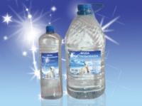 Вода дистиллат налив 1л-0. 54грн,вПЭТ таре 1л-3грн, 5л- 1грн escape:'html'