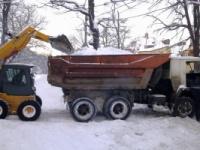 Уборка, вывоз снега Киев 044 531 88 75