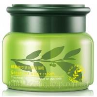 Освежающий восстанавливающей крем с экстрактом зеленого чая Rorec Green tea|escape:'html'