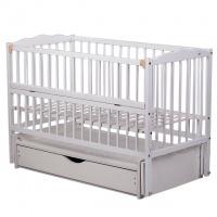 Кроватка детская Премиум Белая!|escape:'html'
