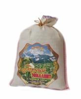 Фиточай Горный эвкалипт с черным чаем, полотняный мешочек, 150 гр