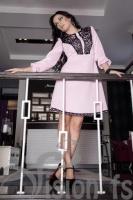 Платье «Юка» 15551 (фиолетовый)|escape:'html'