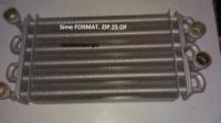 Теплообменник Sime FORMAT. ZIP 25 OF битермический «Тепло-электро»