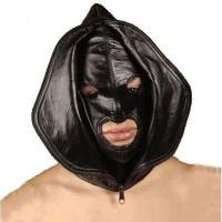 Кожаная маска для лица