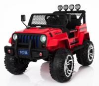 Электромобиль Джип для детей TY2388 RED|escape:'html'