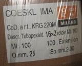 Труба металлопластиковая    «Coes» Бесшовная d16|escape:'html'