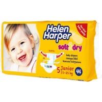 Підгузки Helen Harper Soft & Dry Junior 5 (15-25 кг) - 44 шт|escape:'html'